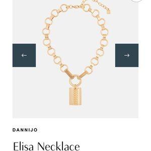 Rachel Zoe's Fall 2019 Dannijo Necklace